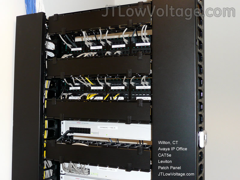 Leviton cat5e patch panel wiring diagram cat 5 patch panel for Leviton patch panel label template